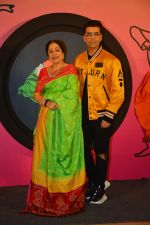Kirron Kher, Karan Johar at the Launch of India_s got talent in Trident bkc on 14th Oct 2018 (27)_5bc4406da69d2.JPG