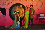 Malaika Arora, Kirron Kher, Karan Johar, Rithvik Dhanjani  at the Launch of India_s got talent in Trident bkc on 14th Oct 2018 (100)_5bc4407d9b2fb.JPG