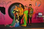 Malaika Arora, Kirron Kher, Karan Johar, Rithvik Dhanjani  at the Launch of India_s got talent in Trident bkc on 14th Oct 2018 (91)_5bc44079605fb.JPG