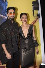 Ayushmann Khurrana, Radhika Apte at the Success Party of Film Andhadhun on 16th Oct 2018