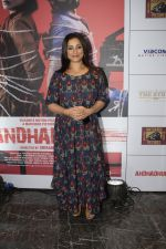 Divya Dutta at the Success Party of Film Andhadhun on 16th Oct 2018