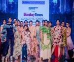 Kalki Koechlin Walk The Ramp As ShowStopper For Designer Delna Poonawala at BTFW on 15th Oct 2018