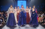 Model walk the ramp at Bombay Times Fashion Week (BTFW) 2018 Day 2 for Ashwini Reddy Show on 16th Oct 2018