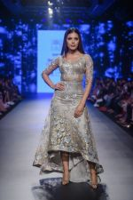 Model walk the ramp at Bombay Times Fashion Week (BTFW) 2018 Day 2 for Timsy Dhawan Show on 16th Oct 2018