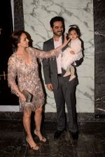 Esha Deol at Hema Malini's Birthday celebration in Mumbai on 17th Oct 2018