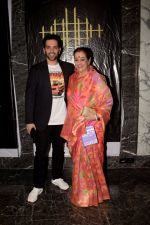 Poonam Sinha, Luv Sinha at Hema Malini's Birthday celebration in Mumbai on 17th Oct 2018