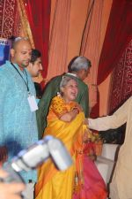 Jaya Bachchan at The North Bombay Sarbojanin Durga Puja In Vile Parle on 18th Oct 2018 (12)_5bc98bc68cf17.JPG