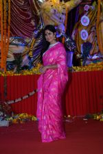 Katrina Kaif at North Bombay Sarbhojanik Durga Puja in vile parle on 18th Oct 2018 (1)_5bc97dc6d8bd4.jpg