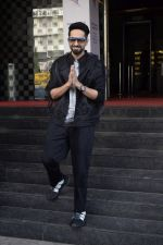Ayushmann Khurrana at the promotion of film Badhaai Ho in Pvr Ecx In Andheri on 19th Oct 2018 (45)_5bcd831f129b7.JPG