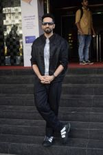 Ayushmann Khurrana at the promotion of film Badhaai Ho in Pvr Ecx In Andheri on 19th Oct 2018 (48)_5bcd8323a1a3c.JPG