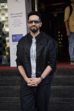 Ayushmann Khurrana at the promotion of film Badhaai Ho in Pvr Ecx In Andheri on 19th Oct 2018 (49)_5bcd834107182.JPG