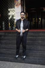 Ayushmann Khurrana at the promotion of film Badhaai Ho in Pvr Ecx In Andheri on 19th Oct 2018 (51)_5bcd83275155a.JPG