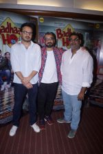Amit Sharma, Shanatanu Srivastava, Akshat Ghildial at the Interview with Director & Writer of Film Badhaai Ho on 23rd Oct 2018 (102)_5bd01767227bc.JPG