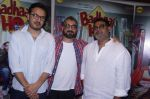 Amit Sharma, Shanatanu Srivastava, Akshat Ghildial at the Interview with Director & Writer of Film Badhaai Ho on 23rd Oct 2018 (118)_5bd0178a82b03.JPG