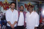 Amit Sharma, Shanatanu Srivastava, Akshat Ghildial at the Interview with Director & Writer of Film Badhaai Ho on 23rd Oct 2018 (123)_5bd017723f6fb.JPG