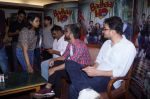 Amit Sharma, Shanatanu Srivastava, Akshat Ghildial at the Interview with Director & Writer of Film Badhaai Ho on 23rd Oct 2018 (130)_5bd01775b9cf8.JPG
