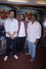 Amit Sharma, Shanatanu Srivastava, Akshat Ghildial at the Interview with Director & Writer of Film Badhaai Ho on 23rd Oct 2018 (99)_5bd0176573c65.JPG