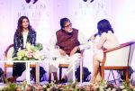 Amitabh Bachchan, Shweta Nanda at the launch of Dr Jayshree Sharad_s book Skin Rules at Bal Gandharva Rangmandir in bandra on 24th Oct 2018 (9)_5bd18a76c233b.JPG