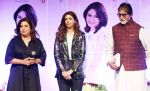 Amitabh Bachchan, Shweta Nanda, Farah Khan at the launch of Dr Jayshree Sharad_s book Skin Rules at Bal Gandharva Rangmandir in bandra on 24th Oct 2018 (14)_5bd18a80847e6.JPG