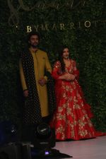 Soha Ali Khan, Kunal Kapoor walk The Ramp As ShowStopper For Designer Vikram Phadnis To Showcase Collection Shaadi on 24th Oct 2018
