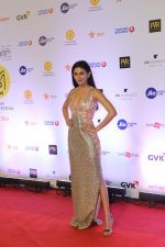 Amyra Dastur at the Opening ceremony of Mami film festival in Gateway of India on 25th Oct 2018