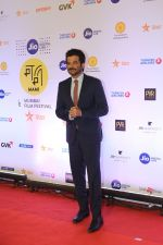 Anil Kapoor at the Opening ceremony of Mami film festival in Gateway of India on 25th Oct 2018