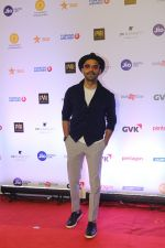 Aparshakti Khurana at the Opening ceremony of Mami film festival in Gateway of India on 25th Oct 2018