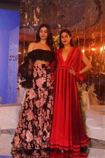 Janhvi Kapoor, Khushi Kapoor at  Manish Malhotra_s Buy Now,See Now Collection on 25th Oct 2018 (45)_5bd2be6e7bc08.JPG