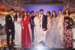 Kartik Aaryan, Kiara Advani, Janhvi Kapoor, Khushi Kapoor, Ananya Pandey, Sophie Choudry, Karan Tacker at Manish Malhotra_s Buy Now,See Now Collection on 25th Oct 2018 (45)_5bd2bf7197115.JPG