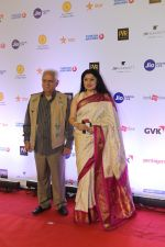 Ramesh Sippy, Kiran Juneja at the Opening ceremony of Mami film festival in Gateway of India on 25th Oct 2018