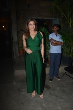 Raveena Tandon spotted with family at Pali Bhavan restaurant in bandra on 25th Oct 2018 (12)_5bd2c5033416e.JPG