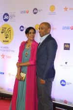 Sonali Kulkarni at the Opening ceremony of Mami film festival in Gateway of India on 25th Oct 2018