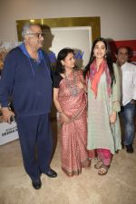 Janhvi Kapoor, Boney Kapoor at the Screening Of Film Haat The Weekly Bazaar At The View In Andheri on 26th Oct 2018 (91)_5bd44e2fb1d13.JPG