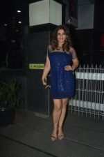 Raveena Tandon With Husband Anil Thadani Spotted At Hakkasan In Bandra on 26th Oct 2018 (11)_5bd4440fafb89.JPG