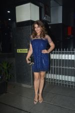 Raveena Tandon With Husband Anil Thadani Spotted At Hakkasan In Bandra on 26th Oct 2018 (14)_5bd444139d602.JPG