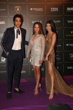 Alanna Panday, Deanne Pandey, Ahaan Panday at The Vogue Women Of The Year Awards 2018 on 27th Oct 2018 (272)_5bd6cfefafee0.JPG