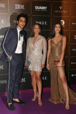 Alanna Panday, Deanne Pandey, Ahaan Panday at The Vogue Women Of The Year Awards 2018 on 27th Oct 2018 (276)_5bd6d066adcb2.JPG
