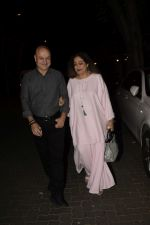 Anupam Kher, Kiron Kher spotted at Anil Kapoor_s house for Karvachauth celebration in Juhu on 27th Oct 2018 (160)_5bd6bd9517ec9.JPG