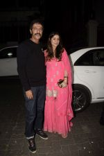 Chunky Pandey spotted at Anil Kapoor_s house for Karvachauth celebration in Juhu on 27th Oct 2018 (165)_5bd6bdb54c7db.JPG
