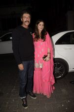 Chunky Pandey spotted at Anil Kapoor_s house for Karvachauth celebration in Juhu on 27th Oct 2018 (168)_5bd6bdd52aeb6.JPG