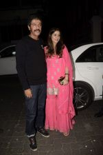 Chunky Pandey spotted at Anil Kapoor_s house for Karvachauth celebration in Juhu on 27th Oct 2018 (169)_5bd6bddb3d505.JPG