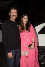 Chunky Pandey spotted at Anil Kapoor_s house for Karvachauth celebration in Juhu on 27th Oct 2018 (172)_5bd6bdf651cb0.JPG