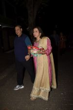 David Dhawan spotted at Anil Kapoor_s house for Karvachauth celebration in Juhu on 27th Oct 2018 (59)_5bd6bdf46d575.JPG