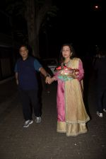 David Dhawan spotted at Anil Kapoor_s house for Karvachauth celebration in Juhu on 27th Oct 2018 (61)_5bd6be05460d8.JPG