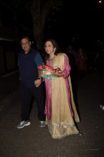 David Dhawan spotted at Anil Kapoor_s house for Karvachauth celebration in Juhu on 27th Oct 2018 (64)_5bd6be1b20484.JPG