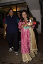 David Dhawan spotted at Anil Kapoor_s house for Karvachauth celebration in Juhu on 27th Oct 2018 (78)_5bd6be234ec3d.JPG