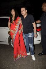 Krishika Lulla, Sunil Lulla  spotted at Anil Kapoor_s house for Karvachauth celebration in Juhu on 27th Oct 2018 (145)_5bd6be0736048.JPG