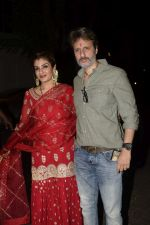 Raveena Tandon spotted at Anil Kapoor_s house for Karvachauth celebration in Juhu on 27th Oct 2018 (140)_5bd6bef553880.JPG
