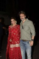 Raveena Tandon spotted at Anil Kapoor_s house for Karvachauth celebration in Juhu on 27th Oct 2018 (142)_5bd6bef8de1b2.JPG