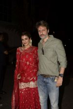 Raveena Tandon spotted at Anil Kapoor_s house for Karvachauth celebration in Juhu on 27th Oct 2018 (143)_5bd6befac3cef.JPG